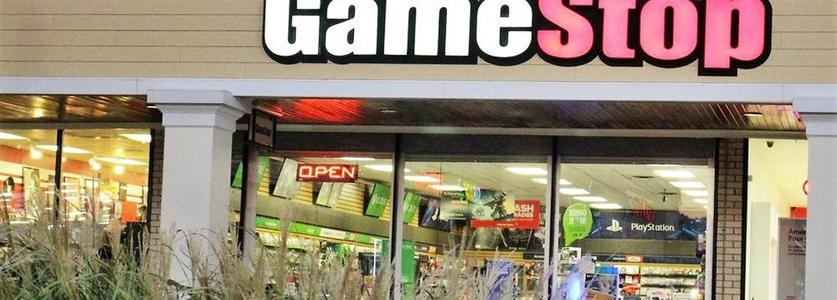 GameStop股票因重担担忧而获得重要支撑